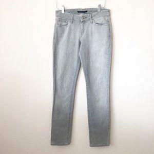 Levi's 545 Skinny Leg Jeans Gray